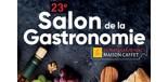 Salon de la GASTRONOMIE - 8 au 11 NOV 2019