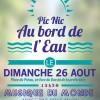 PICNIC AU BORD DE L'EAU