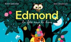 Lecture dessinée autour d'Edmond