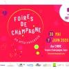 72e FOIRES DE CHAMPAGNE