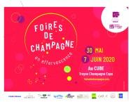 ANNULE - FOIRES DE CHAMPAGNE