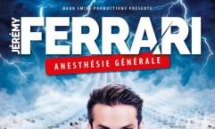 JEREMY FERRARI - reporté
