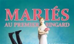 MARIÉS AU PREMIER RINGARD