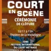 CEREMONIE DE CLOTURE - COURT EN SCENE