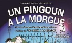 UN PINGOUIN A LA MORGUE