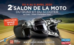 SALON DE LA MOTO DU QUAD ET DU SCOOTER