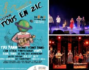 BLUE BIRD & BIG BAND ET CLIN D'OEIL PARTICULIER & CHORALE