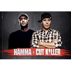 HAMMA&FRIENDS avec CUT KILLER