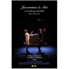 JACOMINUS & MOI, LA CONFERENCE EBOURIFFÉE