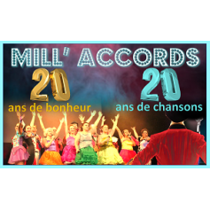 MILL'ACCORDS FETE SES 20 ANS