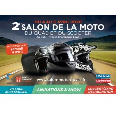 suspendu-SALON DE LA MOTO DU QUAD ET DU SCOOTER